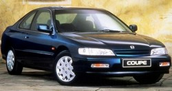 Фотография Honda ACCORD V купе (CD7, CD9)