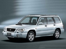 Фотография Subaru FORESTER (SF)