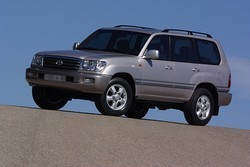 Фотография Toyota LAND CRUISER 100 (_J10_)