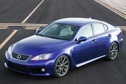 Фотография Lexus IS-F
