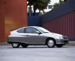 Фотография Honda INSIGHT (ZE)