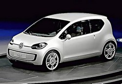 Фотография Volkswagen UP