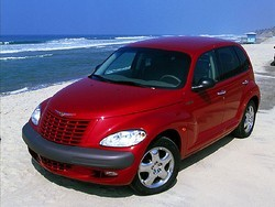 Фотография Chrysler PT CRUISER универсал (PT_)