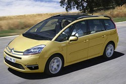 Фотография Citroen C4 Grand Picasso (UA_)