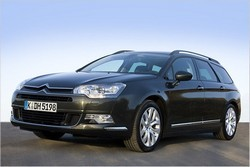 Фотография Citroen C5 Break (TD_)